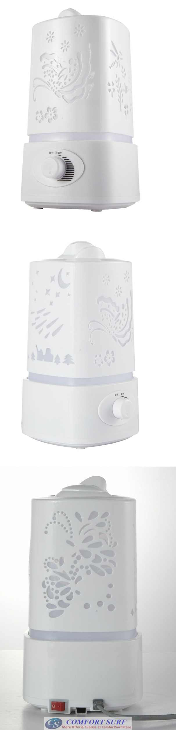 HYUNDAI Ultrasonic Air Purifier Humidifier Aroma Diffuser