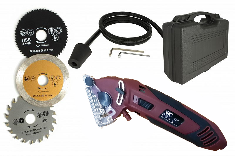 Rotorazer Saw All In One Saw With 3 Changeble Blade Free