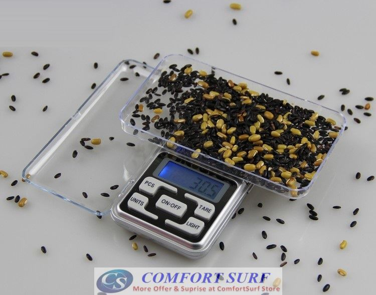 500g/300g/200g Smart High Precision 0.01g Portable Jewellery Weighing Scale Digital Pocket Scale