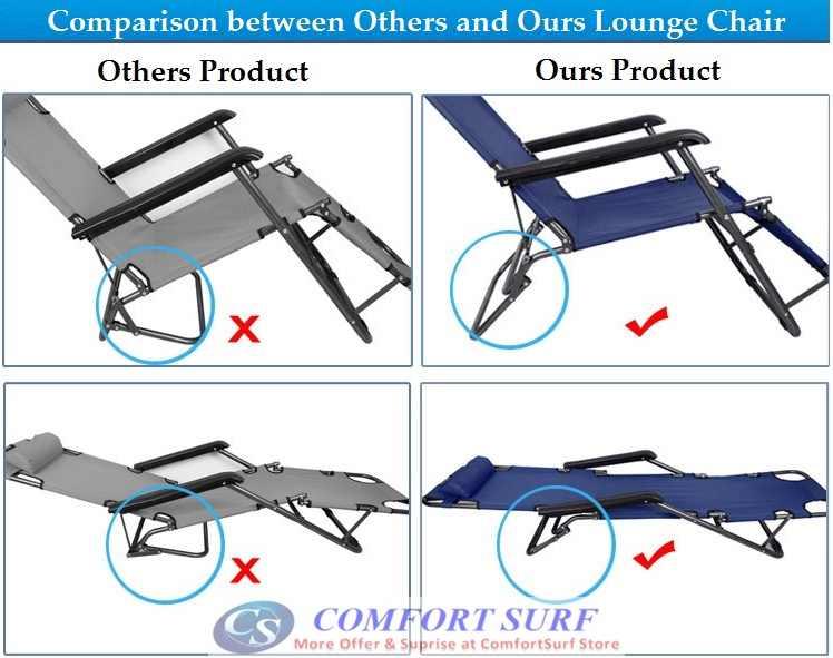 Portable U0026 Foldable Sleeping Nap Lounge Chair