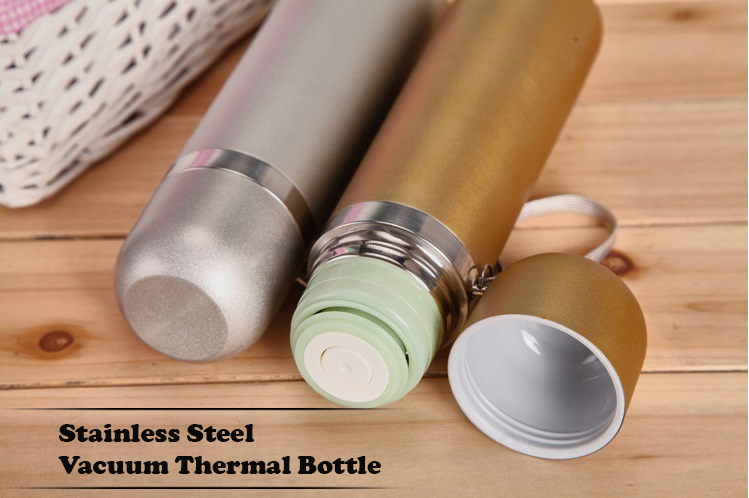 Thermos bottle thermal bottle botol habe