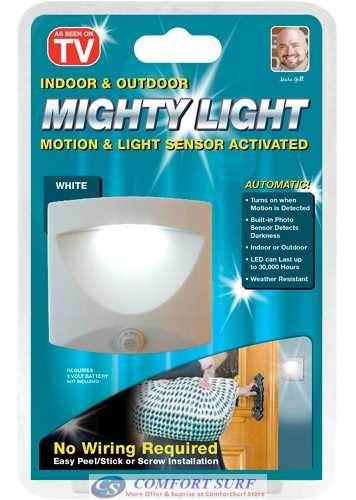 Indoor & Outdoor Mighty High Power LED Light