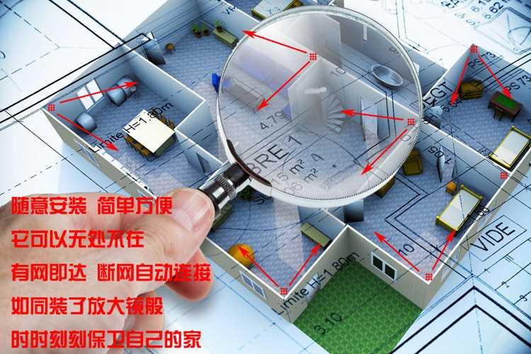 World Smallest MD81s-IR MD81s-6 P2P Wireless IP Camera With IR Night Vision Wifi Sport Mini DV Camcorder DVR Recorder