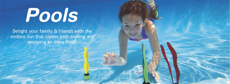 Swimming pools for kids having Fun