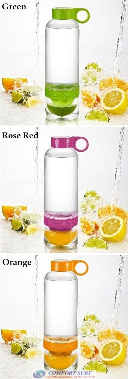 KOREA Citrus Zinger Lemon Bottle