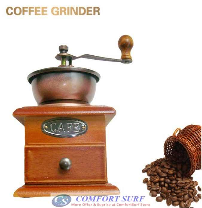 Home Classic Manual Coffee Grinder