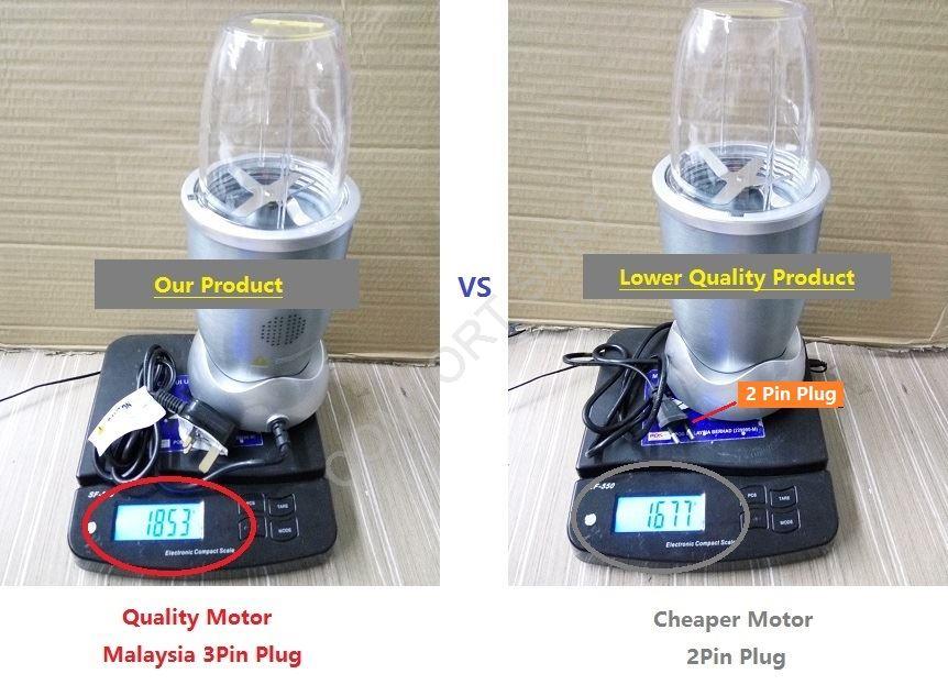 Quality Nutri Bullet 12 Pcs Extractor BPA FREE Blender Juicer Food Processor