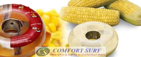 One-Step Corn Kerneler