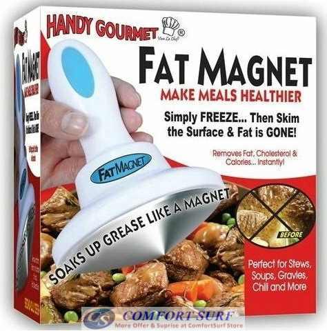 Handy Gourmet Fat Magnet