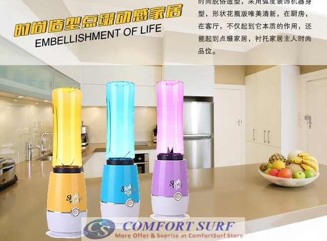 Shake N Take 3 3rd Generation Mini Juice Blender