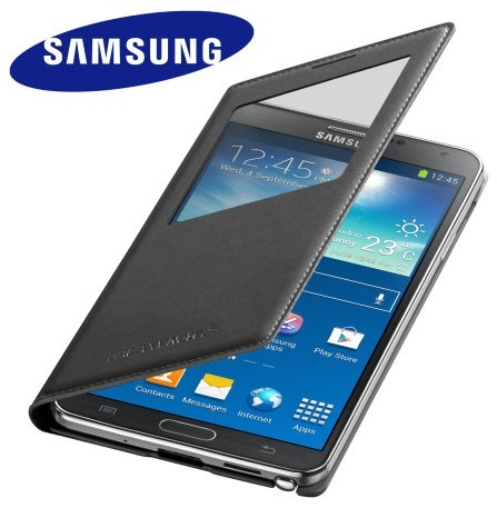 Samsung Galaxy Note III S View Cover