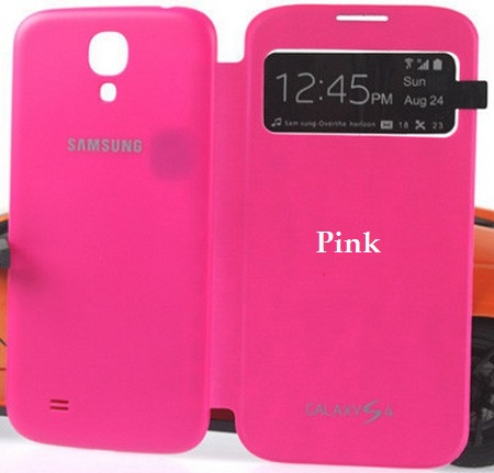 Samsung Galaxy S4 S View Protective Cover Casing