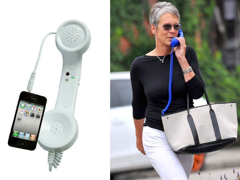 Fashionable Creative Coco Style Phone Retro Handset for Smartphone iPhone, iPad, Samsung, HTC etc