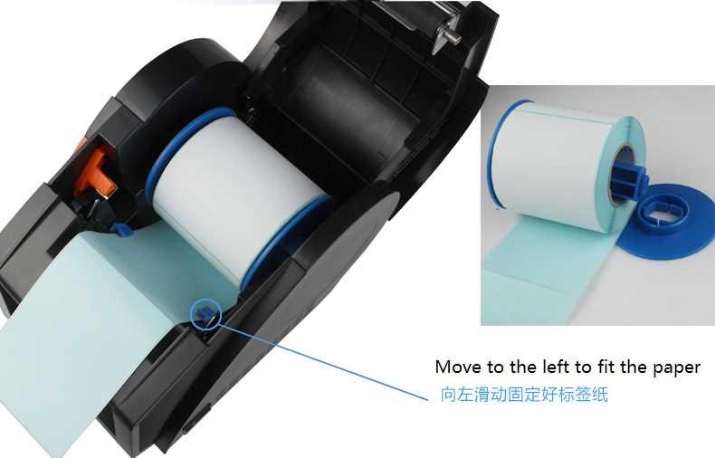 New GPrinter GP-3120TU Quality Barcode Label Thermal Printer