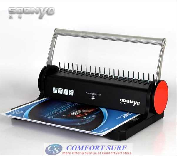 best binding machine for office