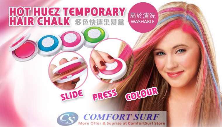 New!! Hot Huez Temporary Hair Chalk