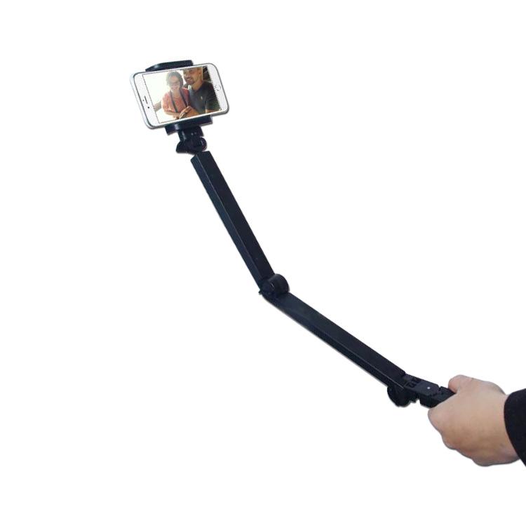 Multifunction 3 in1 Selfie Stick Monopod / Tripod / Phone holder / Tablet Holder Foldable Colorful for iPhone Samsung