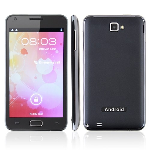 N8000 MTK6575 Android 4.03 Smart