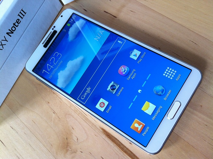 """Samsung Galaxy NoteIII Clone 5.7"""" 12Mbpixel Android 4.3 GPS Smartphone"""