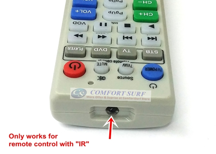 Smart Universal Remote Control Learning Remote Astro TV DVD Remote RC
