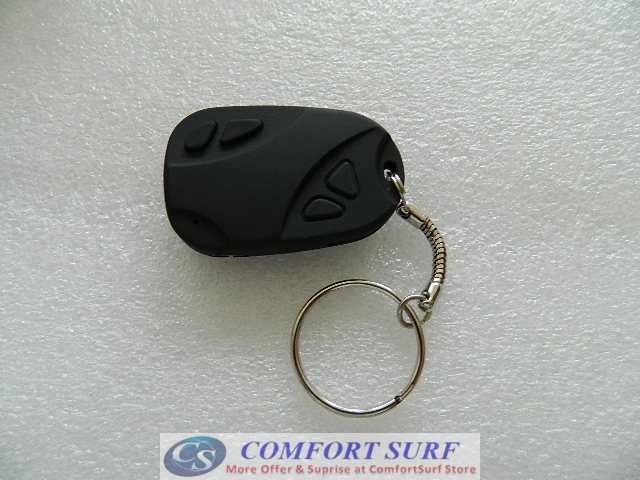 5 in 1 Brand New Mini Car Key Chain Hidden Camera