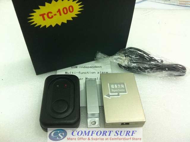 GSM Spy Voice with Door Magnetic Sensor GSM ALarm