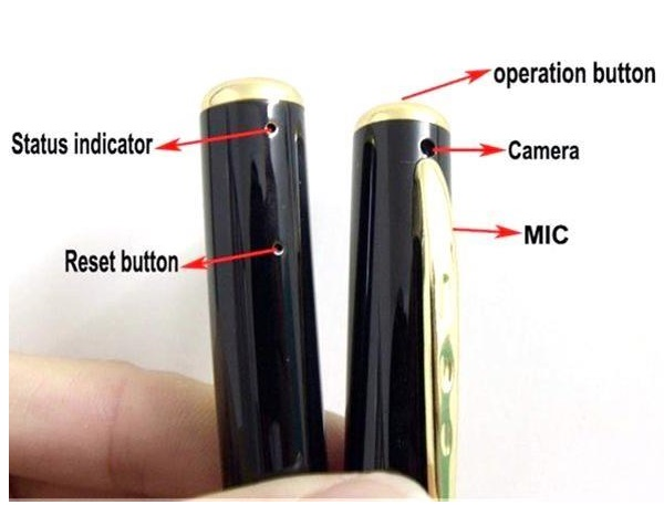 SPY PEN CAMERA HD 1280X960 VIDEO AUDIO RECORDER(VIDEO REVIEW)