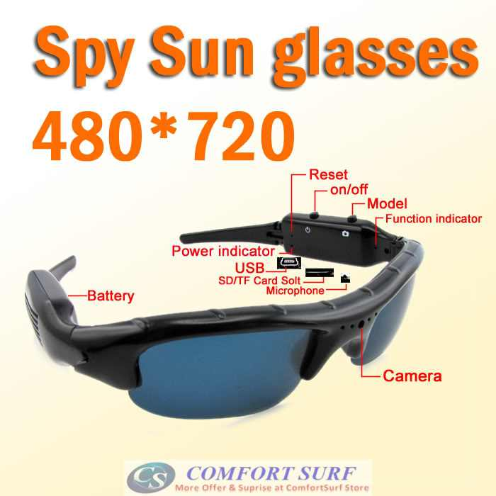 Spy Sun Glasses