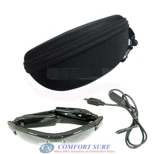 Spy Sun Glasses Camera, Audio & Video Camcorder