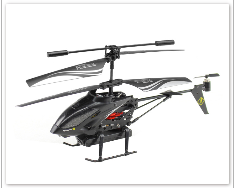 WL S977 RC Helicopter with Spy Camera + LED Light, With Gyro function 6 Direction, Fixed hover, Remote Control.