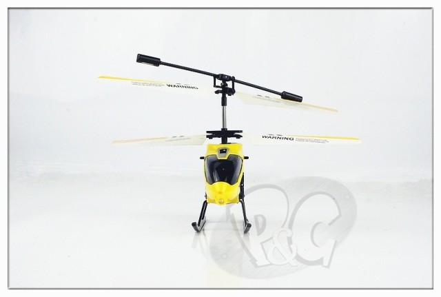 3.5 CHANNEL Skywinner S107 RC Helicopter with LED Light, With Gyro function, Fixed hover, Remote Control.