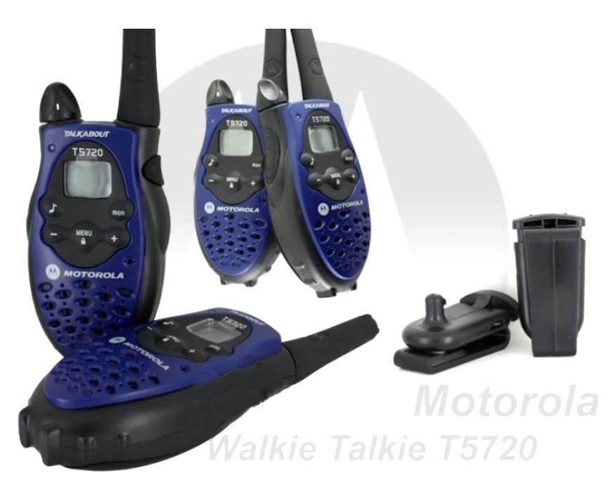 motorola talkabout t5720 t 5720 two way radio walkie talkie. Black Bedroom Furniture Sets. Home Design Ideas