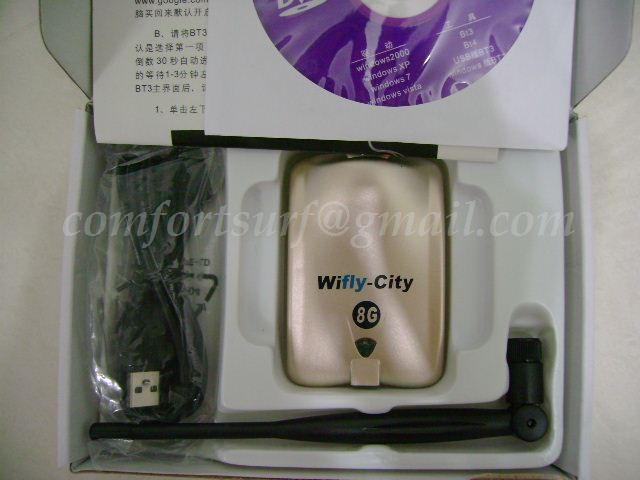 Wifly-City 8G USB Wireless Adapter