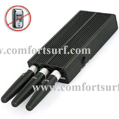 Portable Mobile Signal Jammer