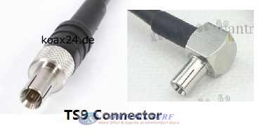 LTE Antenna TS9 Connector For Most Huawei / ZTE / Sierra Wireless USB Modem / Mifi Router