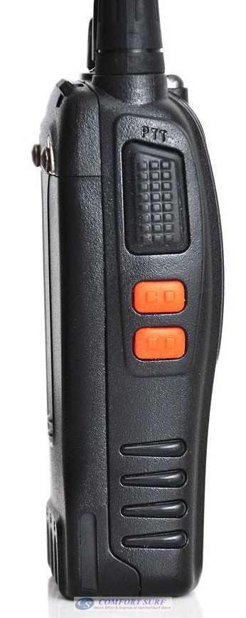 Baofeng BF - 888S VHF / UHF FM Transceiver Walkie Talkie