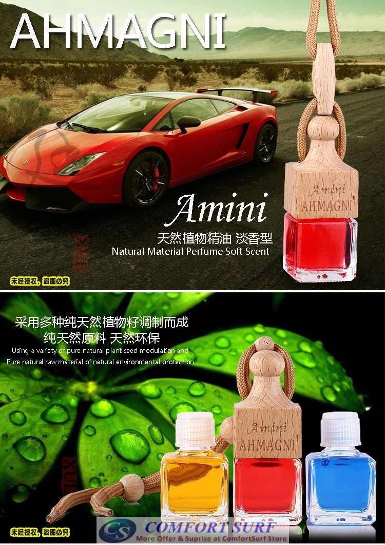 AHMAGNI Amini Natural Perfume Botanical Aromatherapy Essential Oil