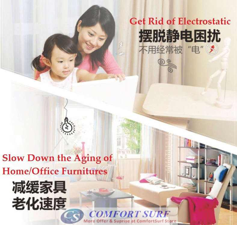 Large Capacity Silent Mode Anion Humidifier Aroma Diffuser