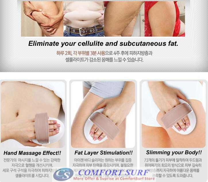 Body Slimmer Massager - Anti Cellulite Control System