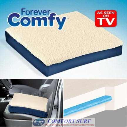 Forever Comfy Combination Foam & Gel Cushion