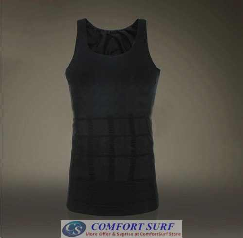 Men Body Shaper Vest Slim N Lift (M, L, XL, XXL)