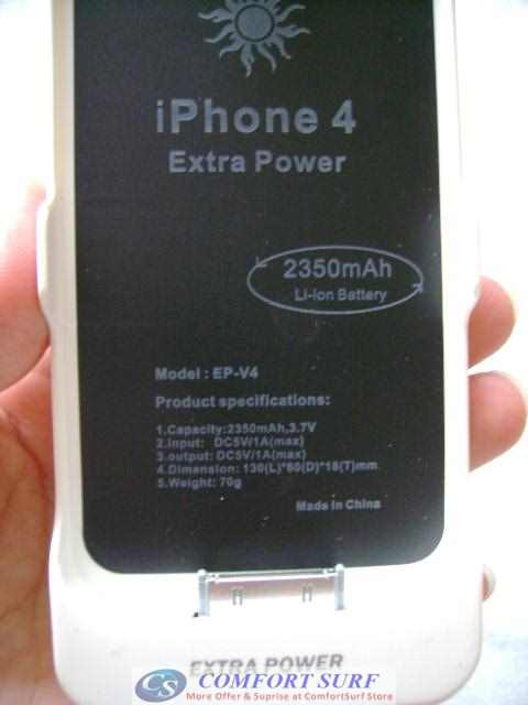 extra battery for iphone 5s