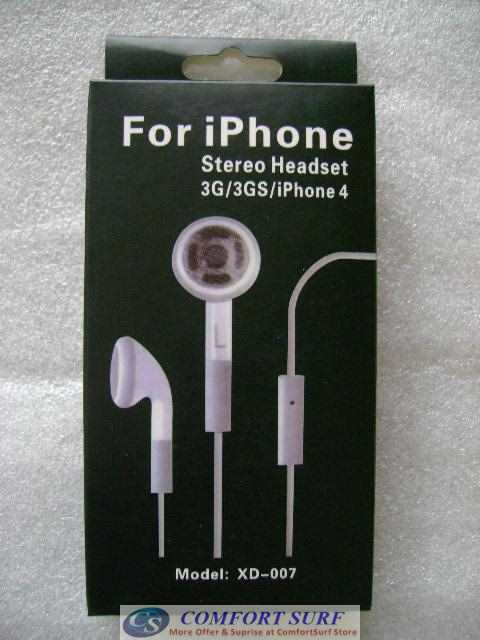 Apple iPhone Stereo 