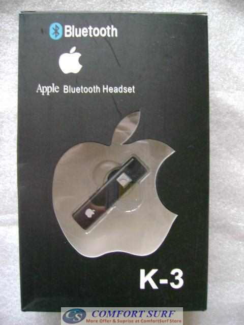 Apple iPhone Bluetooth Headset with Mic
