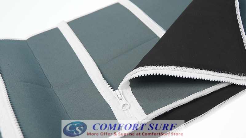 Adjustable Slimming Belt - Unique Zipper Design Slims & Trims Waist Instantly
