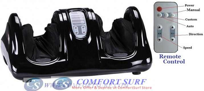 Relaxing & Healthy Reflexology Foot Massager