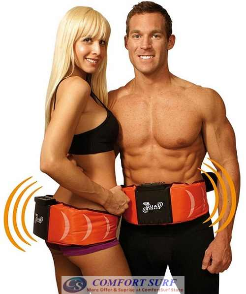 Gym Form Dual Body Shaper, Fitness, Slimming Belt