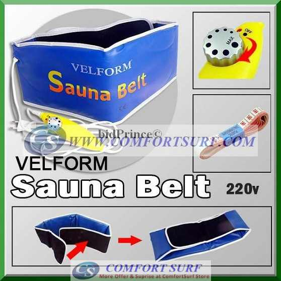 VELFORM Sauna Slimming Belt