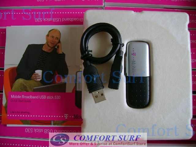 OPTION ICON 431 HSDPA 7.2Mbps 3G USB Stick Modem