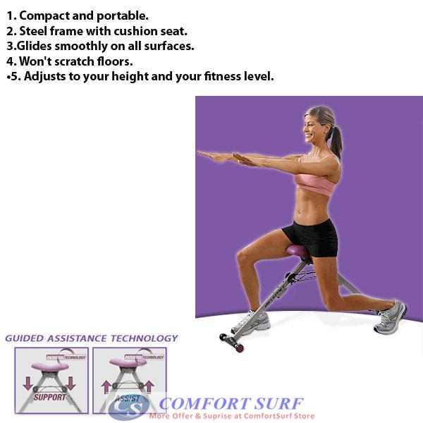 Gym 3 Minute Leg